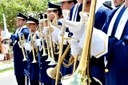 Banda Marcial de Adamantina retorna com atividades presenciais