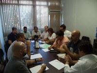 Câmara se reúne com diretoria da UNIFAI