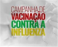 Campanha Nacional de Vacinação contra Influenza começa segunda-feira (12) em Adamantina