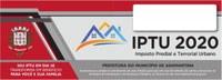 Carnês do IPTU começaram a ser entregues quarta-feira, dia 12