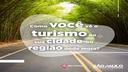 Pesquisa Online de Percepção do Turismo é disponibilizada para a população