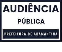 Prefeitura de Adamantina realiza audiência pública