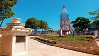 Prefeitura de Adamantina reinaugura Praça Deputado José Costa