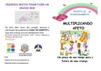 Secretaria da Assistência Social lança Projeto de Apadrinhamento